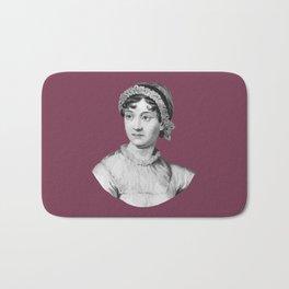 Authors - Jane Austen Bath Mat