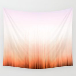 Sunset Flames Wall Tapestry