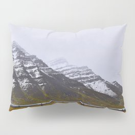 Autumn in the North Slope Pillow Sham