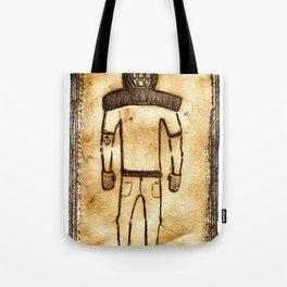 The Diver Tote Bag