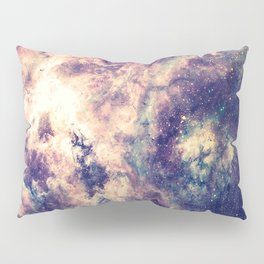 Tarantula Nebula Deep Pastels Pillow Sham