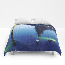 Agnete og Havmanden Comforters