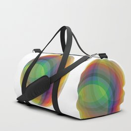 The Sun Of The 70's Duffle Bag