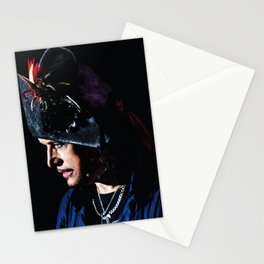 adam ant friend or foe tour 2019 ongcuwik Stationery Cards