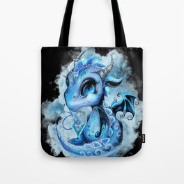 Lil DragonZ - Elements Series - Water Tote Bag