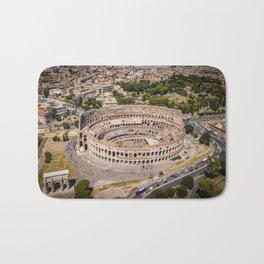 A Flight through Ancient Rome Bath Mat