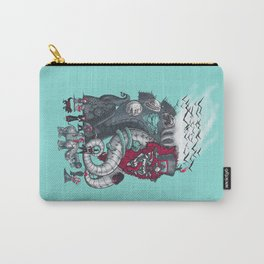 Dark Circusbot Carry-All Pouch