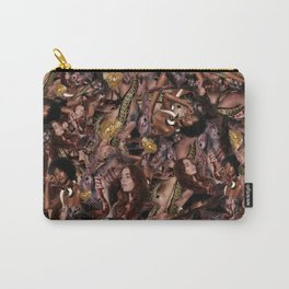 Turmoil Carry-All Pouch
