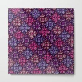 Geometrix 108 Metal Print