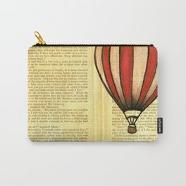 Come Dance With Me In The Wind Carry-All Pouch
