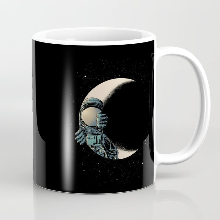 Crescent moon Coffee Mug