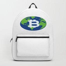 Bitcoin Worldwide Backpack