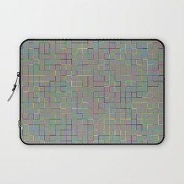 Re-Created SquaresXV Laptop Sleeve