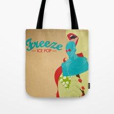 Freeze Ice Pop Tote Bag
