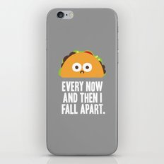 Taco Eclipse of the Heart iPhone & iPod Skin