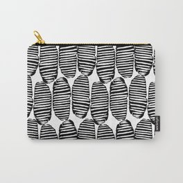 Abstract Hand Drawn Patterns No.6 Carry-All Pouch