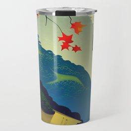 Water Way (left) Travel Mug