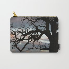 Crazy tree Carry-All Pouch