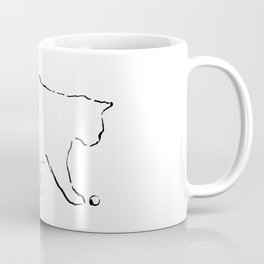 Cat 2 Coffee Mug