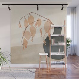 Branches in the Vase Wall Mural