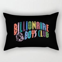 Billionaire Club Rectangular Pillow