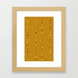 Mix Three Framed Art Print