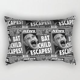 batboy Rectangular Pillow