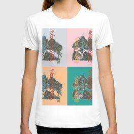 Four seasons T-shirt