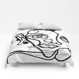 SELF/SELF Portrait - WHT Comforters
