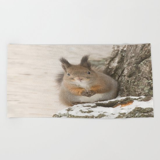 Hi there - what's up? Beach Towel