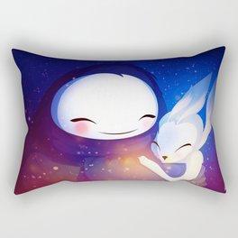 Ori and Naru  Rectangular Pillow