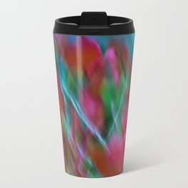 The Colors of Love Metal Travel Mug