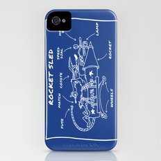 The plan iPhone (4, 4s) Slim Case
