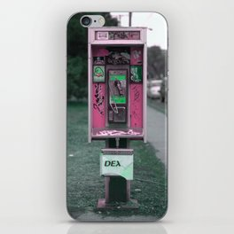Don't Call iPhone Skin