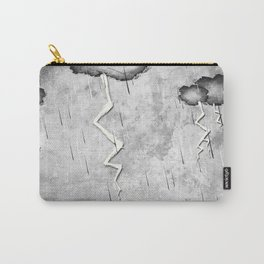 There's a storm a brewin Carry-All Pouch