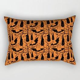 A Little Batty Rectangular Pillow