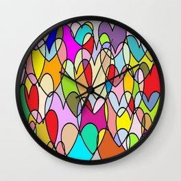 LoveBugs Wall Clock