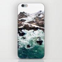 Sea and Mountains iPhone & iPod Skin