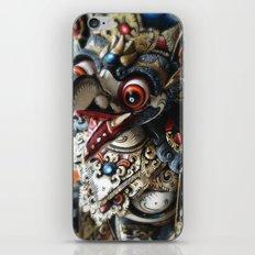 Balinese God Statue iPhone & iPod Skin