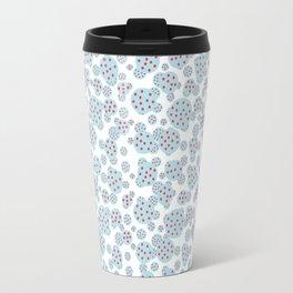 D- d- dotted Travel Mug