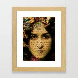 no34 Framed Art Print