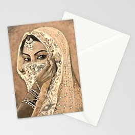 Promisse Orientale Stationery Cards
