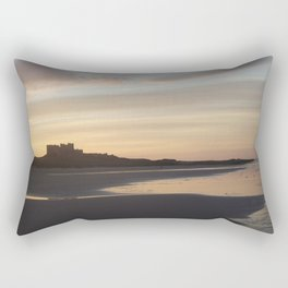 Bamburgh Sunset Rectangular Pillow