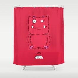 Batred Shower Curtain