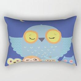 owls kids Rectangular Pillow