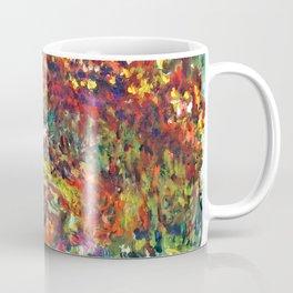 "Claude Monet ""Path under the Rose Trellises, Giverny"", 1922 Coffee Mug"