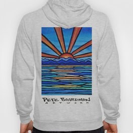 Champlain Sunset Hoody