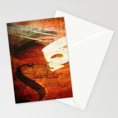 Suite Music Stationery Cards