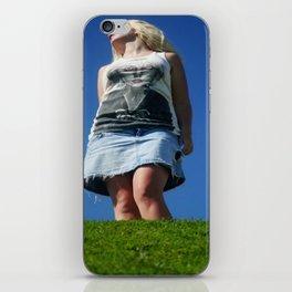 Athena iPhone Skin