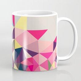 Creeping Tris Coffee Mug